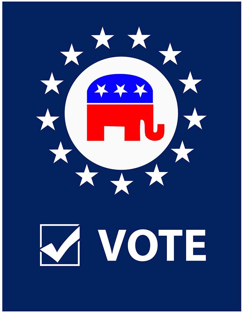 Why is the republican symbol an elephant gallery symbol and sign ideas the donkey and the elephant american political symbols us 2012 the donkey and the elephant american biocorpaavc Image collections
