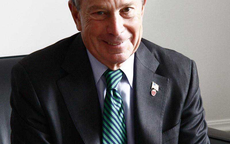 Mayor Bloomberg endorses Obama