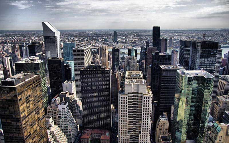New York behind President Obama