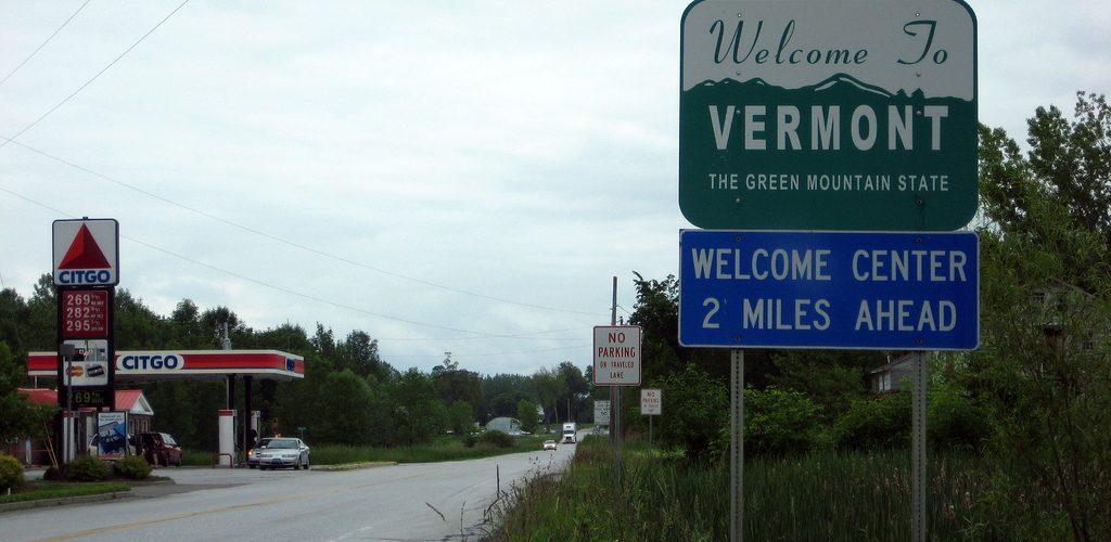 Obama takes Vermont