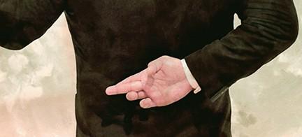 Buckley's Blog: Lies! It's all God damn lies!